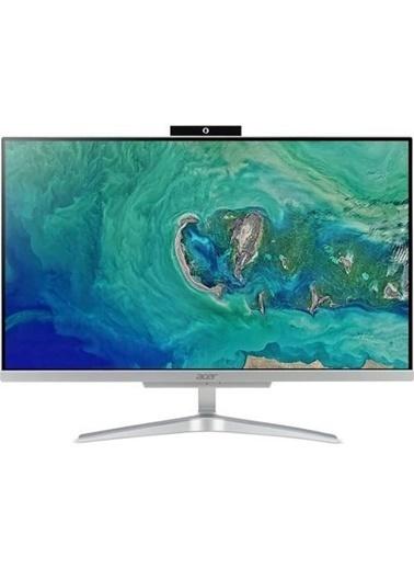 """Acer Acer C24-865 İ3 8130 8Gb 1Tb+256Ssd Fdos 23.8"""" Dq.Bbtem.00501 Fhd Aıo Renkli"""